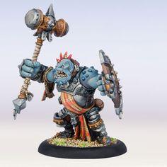 Trollkin Warder