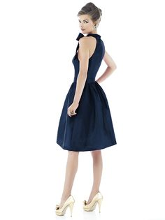 Alfred Sung Style D534 http://www.dessy.com/dresses/bridesmaid/d534/?color=midnight=47#.UeysB34WBgQ