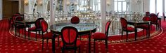 6. Monte Carlo, Monaco - The Hôtel Hermitage Mezzanine Eiffel