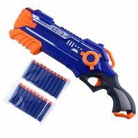 Plastic Toy Gun Pistol Gun Sniper Rifle Orbeez Arme Blaster With 12 Darts Arma Kids Toys For Children Birthday Gifts
