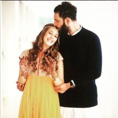 yuvraj-singh-and-hazel-keech-mehendi-shoot-pics | The ultimate guide for the Indian Bride to plan her dream wedding. Witty Vows shares things no one tells brides, covers real weddings, ideas, inspirations, design trends and the right vendors, candid photographers etc.| #bridsmaids #inspiration #IndianWedding | Curated by #WittyVows - Things no one tells Brides | www.wittyvows.com