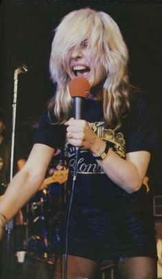Debbie Harry ~ Blondie