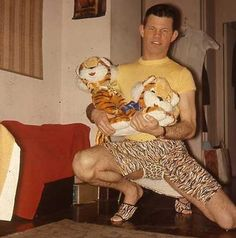 Minnie had told Inez that Clark was a tiger in bed. The reality was somewhat of a stretch.