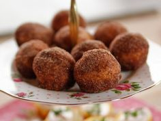 Get Mini Doughnut Muffins Recipe from Food Network