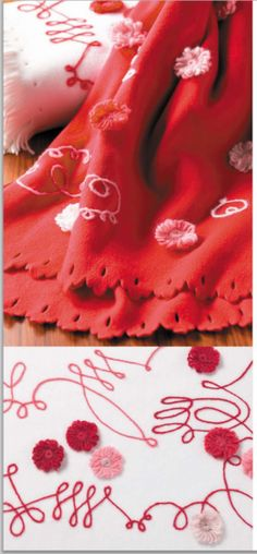Hana-Ami Flower Blanket