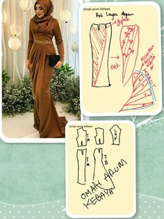 40 Trendy Ideas for embroidery patterns hand dress Long Dress Patterns, Dress Sewing Patterns, Blouse Patterns, Clothing Patterns, Embroidery Patterns, Kaftan Pattern, Pattern Draping, Corset Pattern, Vestido Batik