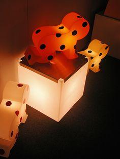 Baby: lámpara decorativa / Post by Inou Mobiliario