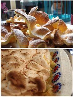Apfel Baiser und Propheten--Kuchen von Kukla: http://onlyinegypt.wordpress.com/2014/11/06/zwei-die-gut-zusammenpassen/