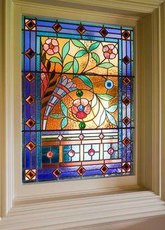 Window in an1870s Mansard Cottage - Old-House Online