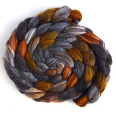 Walk in the Mist on Mixed BFL. Threewatersfarm.com threewatersfarm.etsy.com . Say YES to the Top of the Month Club!! Details here: http://ift.tt/2hTUq2n Three and six month subscriptions available in our Etsy shop! .  #handspun #handspinnersofinstagram #handspunstagram #topofthemonthclub #fiberclub #threewatersfarmfiber #spindlespinning #spindlespinnersofig #spin15aday #indiedyer #spinningwheelspinnersofig