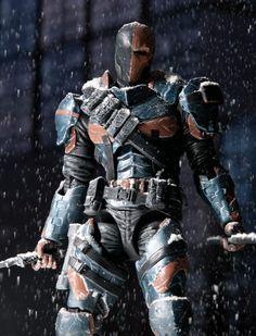 Slade Wilson aka DEATHSTROKE the Terminator #DCcomics