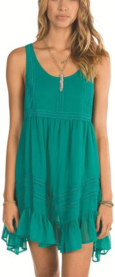Billabong Ever So Sweet Dress - Bahama Mama - JD07WEVE | Billabong US