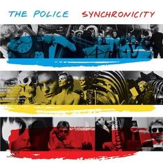Synchronicity, the last studio album by The Police, became their fourth UK No. 1 LP in a row when it went straight to No. 1 on 25 June, 1983.