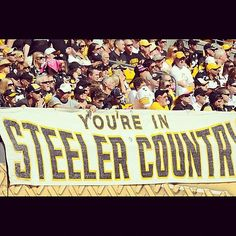 Steeler Country