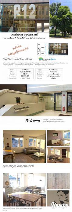 Wohnen immobilien Zentrum von Wien mit Butlerservice - Magazine with 20 pages:
