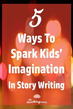 Want to spark kids' imagination in story writing? Are you an English teacher who needs help teaching story writing in their English class? Click the pin to learn about my 5 top tips for teaching story writing. Join The Teaching Cove for free English teach Teaching Narrative Writing, Teaching Grammar, Writing Skills, Teaching English, English Class, Gcse English, English Reading, Writing Ideas, Writing Prompts