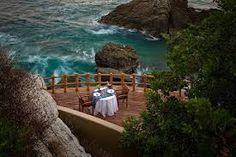 Capella Ixtapa wedding deck.