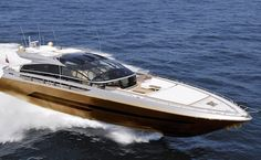 $4.8 BILLION: The History Supreme was made with solid gold and is the most expensive yacht in the world. It was reportedly sold to an anonymous Malaysian businessman in 2011. It comes with a glass-covered atrium for dining.