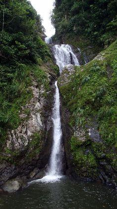 Dona Juana Waterfall