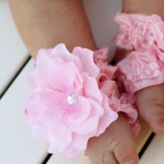 Toe Blooms Light Pink Princess Foot Wraps $22.00
