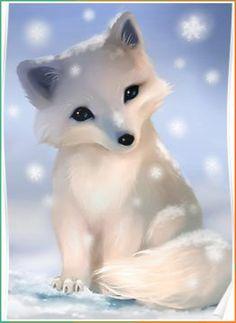 arctic fox drawing wolf drawings anime haircarehubb carlo neko animal poster