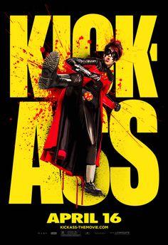 Kick-Ass: Red Mist poster