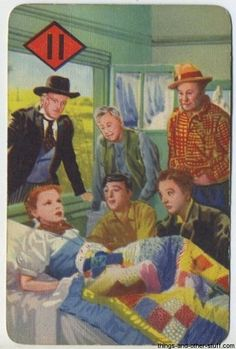 1 of 44 cards from 1939 The Wizard of Oz Card Game on Immortal Ephemera  http://immortalephemera.zippykid.netdna-cdn.com/wp-content/gallery/1940-wizard-of-oz-card-game/11d.jpg