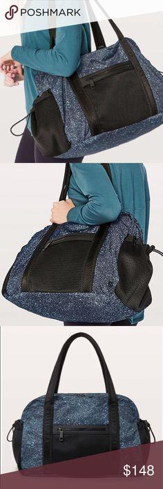 NWT MINERALIZE MULTI LULULEMON EVERYWHERE DUFFEL . lululemon athletica Bags Travel Bags