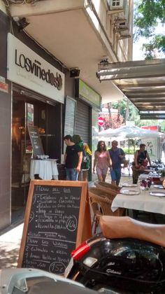 De comida por Valencia: Los Viñedos (8,5/10)
