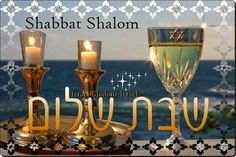Shabbat Shalom My Fellow Pinners! Have a beautiful and peaceful weekend.
