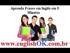 Aprenda Frases em Inglês em 5 Minutos | EnglishOk http://www.englishok.com.br/aprenda-frases-em-ingles-em-5-minutos/