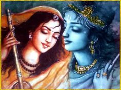 You are the beggining and the end of this universe. Of the light, you are the radiant sun. You are the soul inside of me. You are the sky. You are the one I am devoted to. Jai shree Krishna!!!