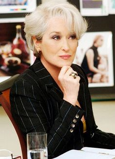Meryl Streep- The Devil Wears Prada