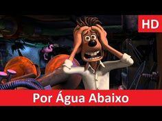 Por Água Abaixo  Filmes Completos Dublados. / Flushed  Full Movies dubbed.