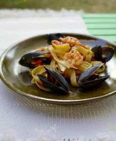 Pasta, Lent, Greek, Food, Eyes, Tagliatelle, Lenten Season, Meals, Noodles
