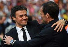 شروع مذاکرات باشگاه بارسلونا با آلگری