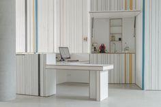 DRIES OTTEN Projet : Bea Joppen Exécution : Twin Design --------------- PERSPECTIVE par Vanessa Millette
