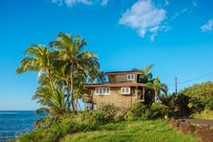 The oceanfront Poipu property in Kauai, Hawaii sits adjacent to the world famous Poipu Kukui'ula Harbor. The south shore access to the Pacific Ocean enjoys unobstructed views of the ocean, mountains and Kukui'ula golf course.