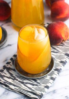 Mango peach white sa