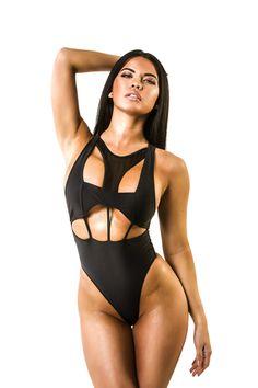 c9207a47b02f7 NOIR 2016 – Bfyne One Piece Swimwear, One Piece Swimsuit, Sport Bathing Suit ,