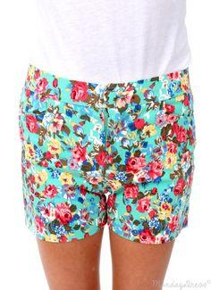 Garden Party Shorts