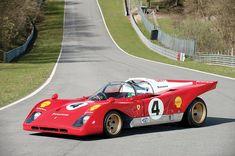 Ferrari Dino 206 S Spider