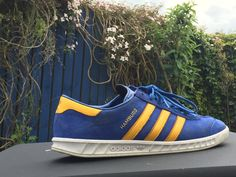 huge discount 6d0ae 760b1 Lovely colorway in my only pair of Hamburgs.... Apocalypse, Adidas Sneakers