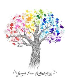 April 2, 2015 ~ World Autism Awareness Day ~