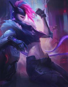 Génial Photos league of legends gnar Suggestions Lol League Of Legends, League Of Legends Characters, Cyberpunk Character, Cyberpunk Art, Character Art, Character Design, Pixiv Fantasia, Girls Anime, Game Art