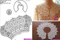 Tina's handicraft : 62 designs & patterns 4crochet collars