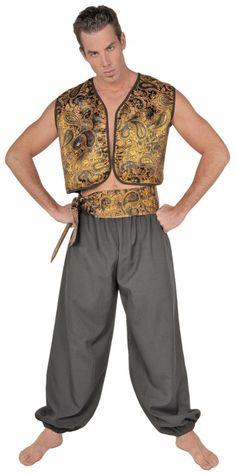 arabian shiek harem attire  | ... from Underwraps, the attire worn in a play or at a fancy dress ball