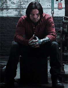 Winter Soldier, Bucky Barnes, Sebastian Stan, Captain America Civil War, film, comics, comic books, comic book movies, marvel comics, 2010s, 10s, 2016