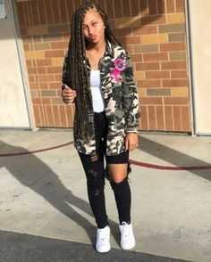 Casual School Outfit Ideas For College Girls Winter Outfits, Casual School Outfit Ideas For College Girls Baddie Outfits For School, Casual School Outfits, Teenage Girl Outfits, Cute Swag Outfits, Cute Summer Outfits, Dope Outfits, College Outfits, Outfits For Teens, Trendy Outfits