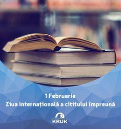 Punem la dispozitia angajatilor nostri o biblioteca plina cu carti interesante. La KRUK sarbatorim Ziua internationala a cititutului impreuna.